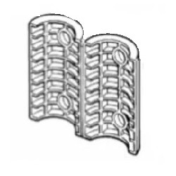 ADATTATORE PALO D 43,2RN2010E02 RN2020E02 RN2030E02 RN2040E02