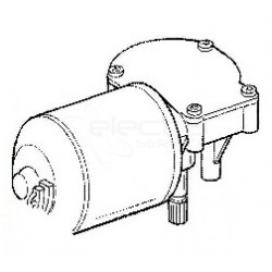 MOTORIDUTTORE ELET.24VCC 46RPM PER: SPIN10 SPIN10KCER10 SPIN11 SPIN11KCER10