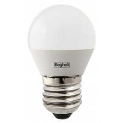 LAMPADINA SFERA ES LED 5W...