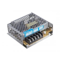 ALIMENTATORE INDUSTRIALE OUTPUT 12 VDC, 50 W.