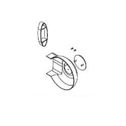 STRIP LED 130W 24V IP20 6000K