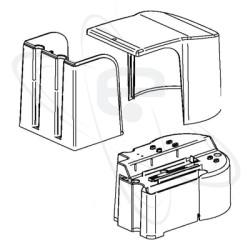 STRIP LED 130W 24V IP20 4000K